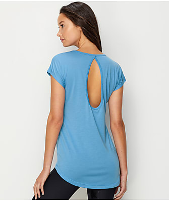 2(x)ist Athletic Cut-Out Tee