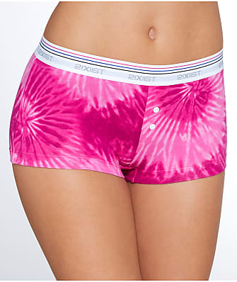2(x)ist Retro Cotton Boyshort