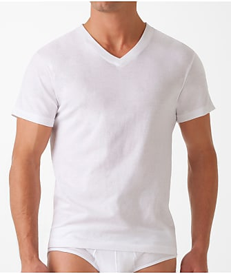 2(x)ist Cotton Essential Classic Fit T-Shirt 3-Pack
