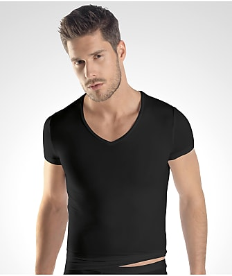 Hanro Micro Touch V-Neck T-Shirt