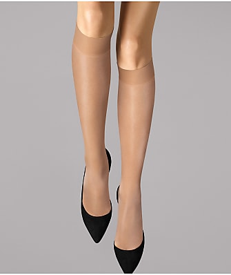 Wolford Satin Touch 20 Denier Knee Highs