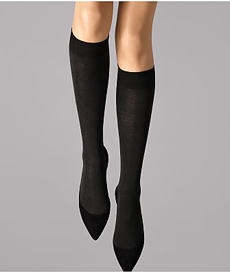 Wolford Merino Knee High Socks