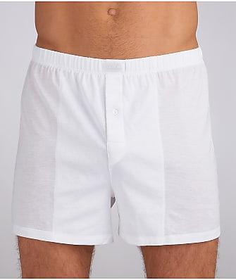 Hanro Cotton Sporty Knit Boxer