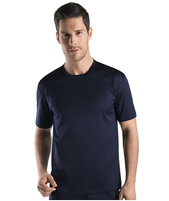 Hanro Cotton Sporty Crew Neck T-Shirt