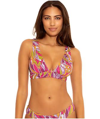 Becca Psychedelica Blake Bralette Bikini Top
