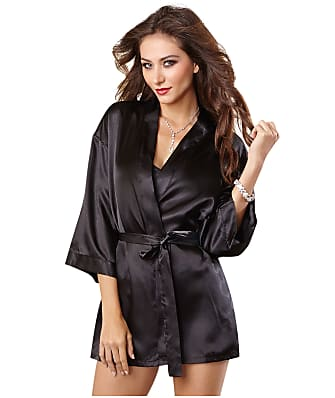 Dreamgirl Robe and Chemise Set