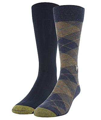 Gold Toe Dog & Plaid Dress Socks 2-Pack