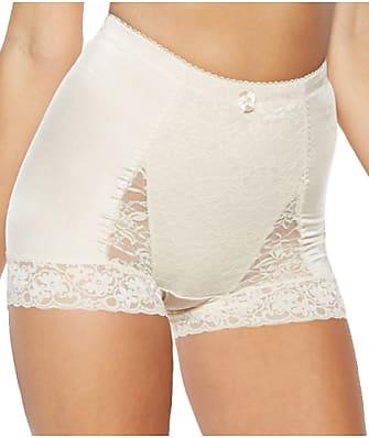 Rhonda Shear Pin-Up Lace Tummy Control High-Waist Boyshort