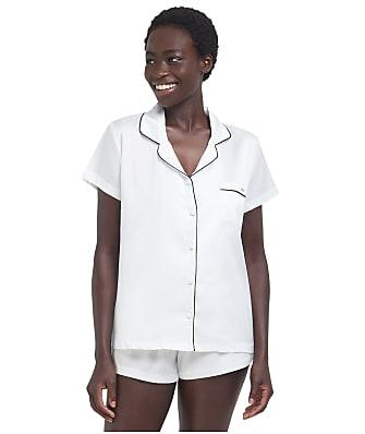 Bluebella Abigail Ivory Satin Pajama Set