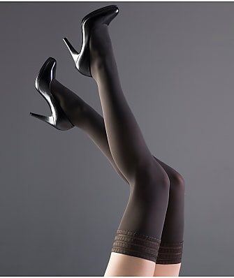 Falke Pure Matte Opaque Thigh Highs