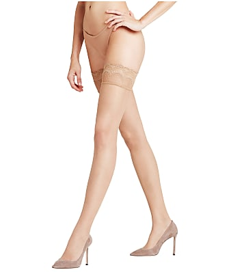 Falke Invisible Deluxe 8 Thigh Highs