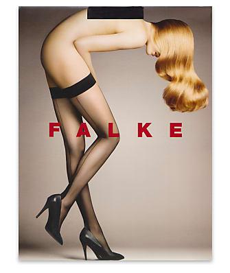 Falke Back Seam Thigh Highs