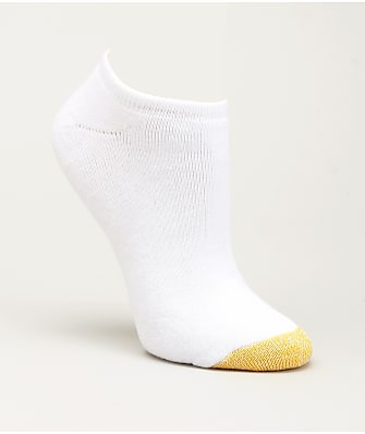 Gold Toe Cushioned Low-Cut Socks 6-Pack