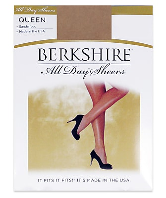 25c4b1434fdb8 Berkshire Queen All Day Sheers Pantyhose