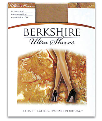 859aa15e1e970 Berkshire Ultra Sheers Control Top Pantyhose
