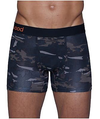 Wood Underwear Modal Boxer Brief