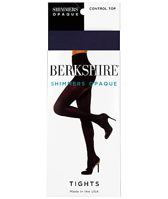 Berkshire Shimmers® Control Top Opaque Tights