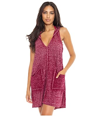 Becca Beach Date Hooded Cover-Up