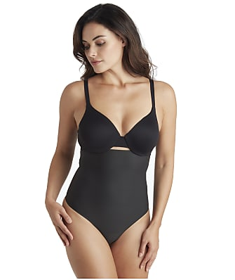 TC Fine Intimates Sleek Essentials First Control High-Waist Thong