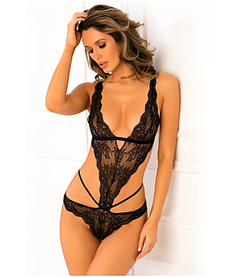 Rene Rofe No Mercy Wireless Cage Teddy