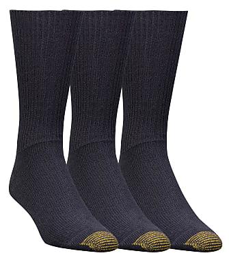 Gold Toe Fluffies Crew Socks 3-Pack