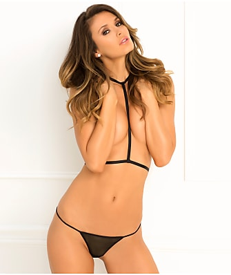 Rene Rofe Rough Romance Harness Set
