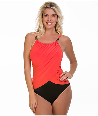 Magicsuit Solids Lisa One-Piece