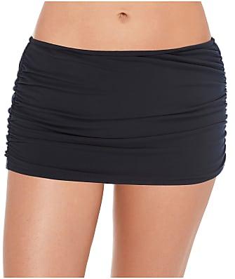 Magicsuit Shirred Skirted Bikini Bottom