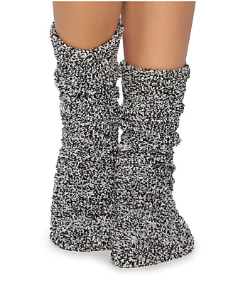 Barefoot Dreams Cozychic® Heathered Plush Socks
