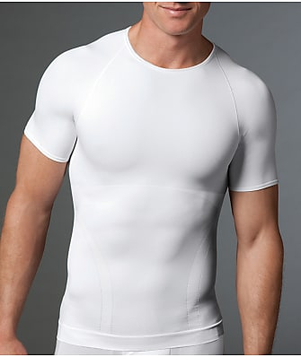 SPANX Zoned Performance Compression Crew Neck Top