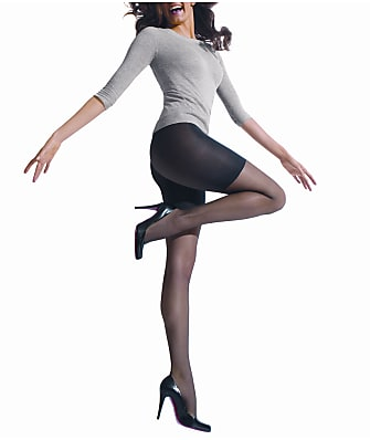 HUE Essential Solutions Sheer Shaper Pantyhose