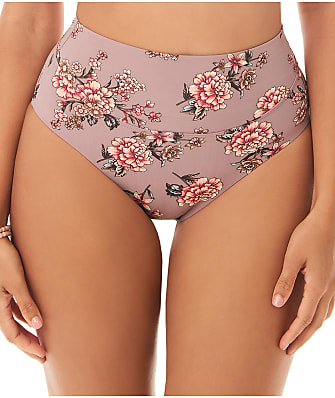 Skinny Dippers Paris Dream High-Waist Bikini Bottom