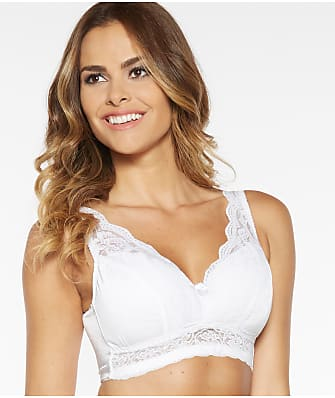 Rhonda Shear Leisure Lace Bralette
