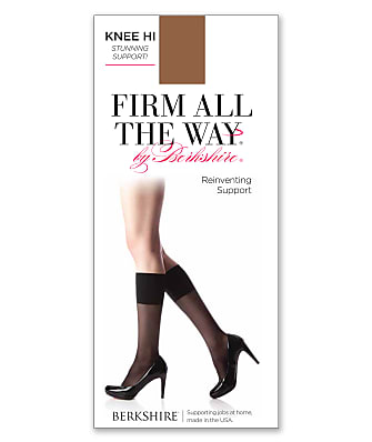 Berkshire Firm All The Way Knee Highs