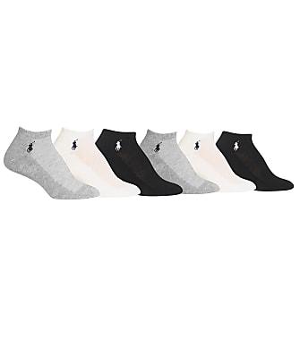 Ralph Lauren Low-Cut Sport Socks 6-Pack