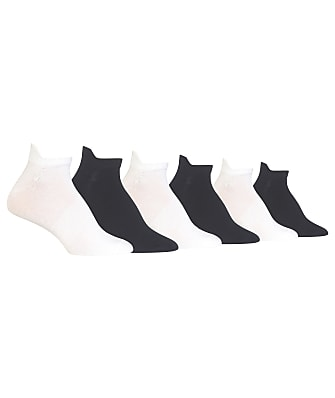 Ralph Lauren Low Cut Tab Socks 6-Pack