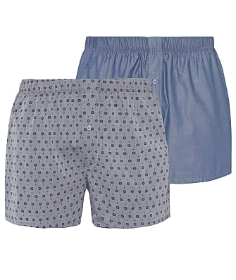 Hanro Fancy Woven Boxer 2-Pack