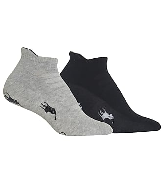 Ralph Lauren Yoga Tab Socks 2-Pack