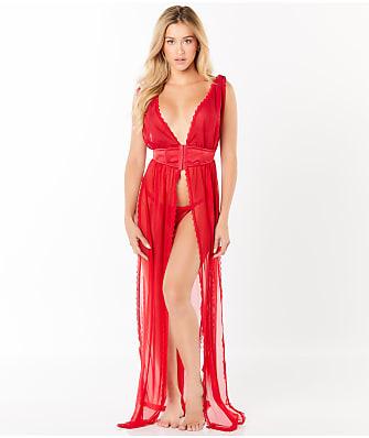 Oh La La Cheri Sheer Gown Set