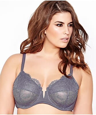 Ashley Graham Fatal Attraction Lace Bra