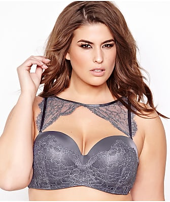 Ashley Graham Phenomenon Balconette Convertible Bra