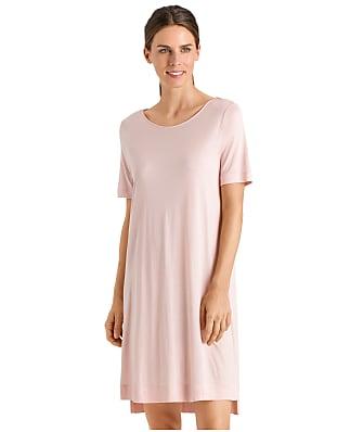 Hanro Aba Modal Knit Gown