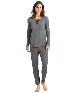 Hanro Fia Knit Pajama Set