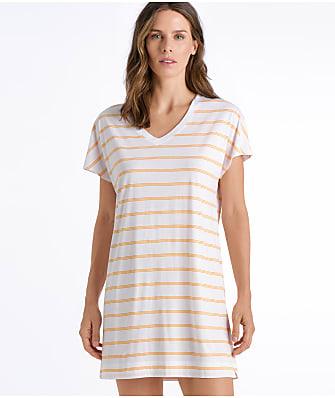 Hanro Laura Big Shirt Modal Lounge Top