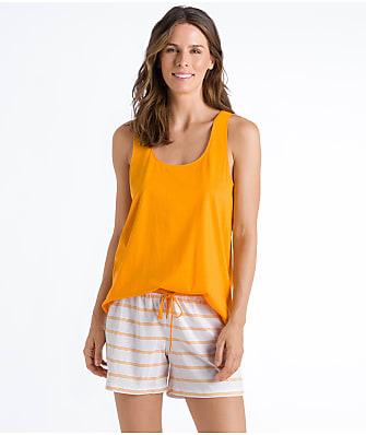 Hanro Laura Knit Pajama Set