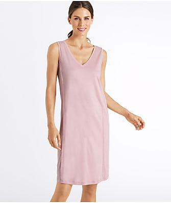 Hanro Pure Essence Knit Tank Gown
