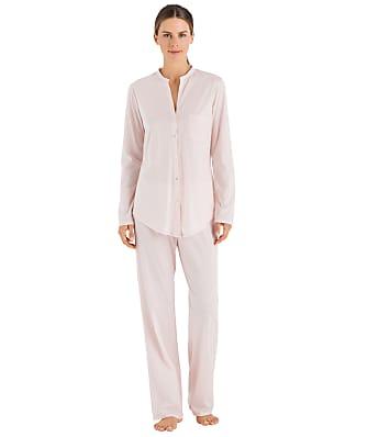 Hanro Cotton Deluxe Knit Pajama Set