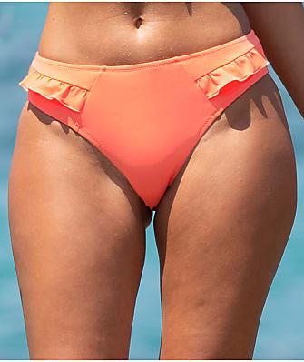 Pour Moi Getaway Frill Bikini Bottom