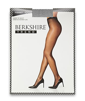 Berkshire Sheer Fishnet Pantyhose