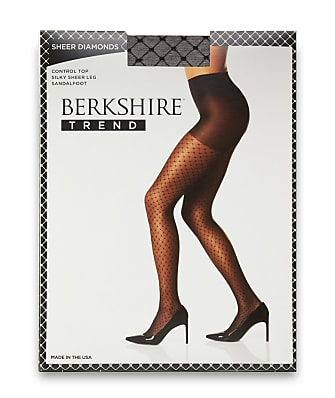 Berkshire Diamond Control Top Pantyhose
